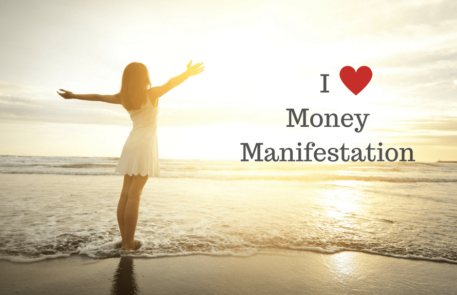 I love money manifestation-min