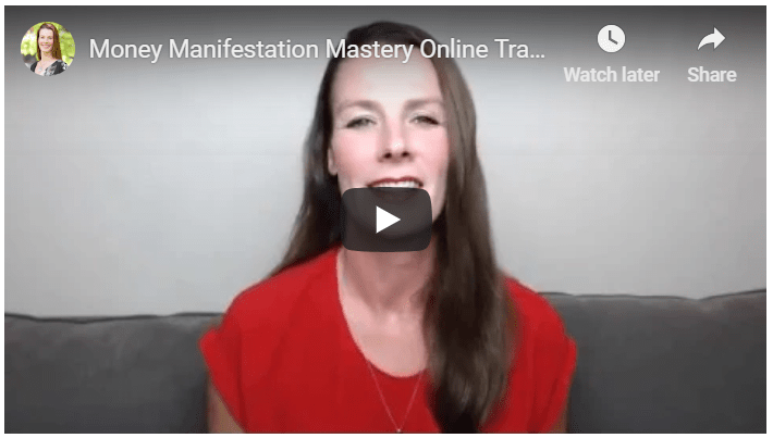 Money Manifestation Mastery: Free training with Lara Waldman
